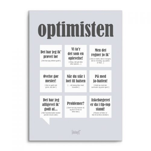 Dialægt - optimisten